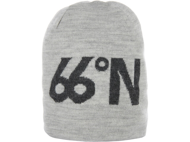 66° North 66°N Fisherman's Cap, grey/black
